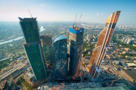 Бизнес-центр «Moscow City»